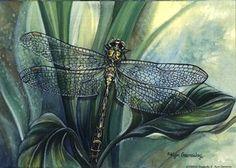 dragonfly art 1