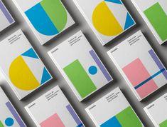 Identity for 'Chavea' , Literature and Arts Festival for Families - World Brand Design Identity Design, Brochure Design, Visual Identity, Print Design, Graphic Design, Poster S, Art Festival, Design Reference, Magazine Design