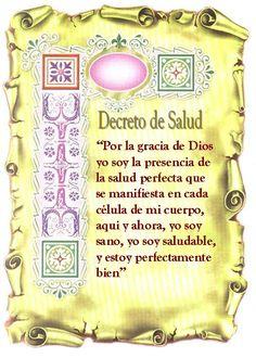 marisel@reflexiones.com: DECRETO DE SALUD