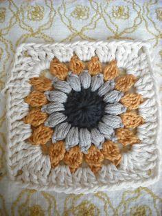 Ravelry: Sunburst Granny Square by Jessica Turner