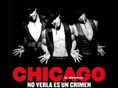 CHICAGO the musical in London in Argentina