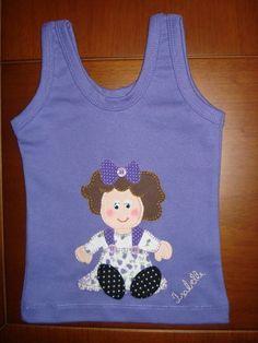 Blusa Patchwork Infantil