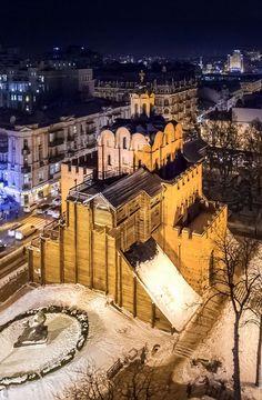 The Golden Gates of Kyiv, Ukraine