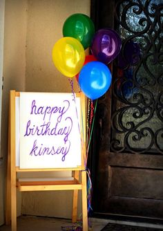 Arts & Crafts Birthday Party Ideas | Photo 11 of 22 | Catch My Party