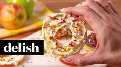 Donut Apples | Delish