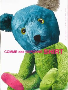 COMME des GARÇONS SPb: i-D Magazine Id Magazine, Magazine Covers, Acid House, Rei Kawakubo, Fashion Advertising, Communication Design, Graphic Prints, Graphic Design, Comme Des Garcons
