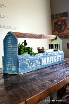 Farmer's Market Toolbox