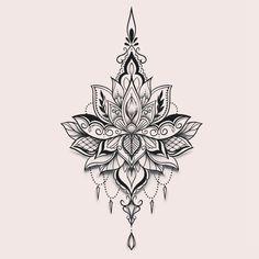 mandela tattoo - New Site Sexy Tattoos, Unique Tattoos, Cute Tattoos, Beautiful Tattoos, Body Art Tattoos, Sleeve Tattoos, Tattoos For Women, Tatoos, Lotus Mandala Tattoo