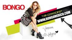 ¡Estamos de estreno! Entra ya a www.bongomexico.com ahí encontrarás todo lo que a ti te gusta: Moda, belleza, gossip, música y más!