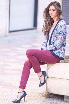 stephanie belles Belles en Glamour Street Fashion Show