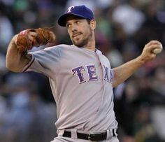 Cliff Lee | Arkansas Razorbacks | Loved him as a Texas Ranger | SP | Cy Young