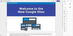 HOW TO USE THE NEW GOOGLE SITES - Academic Learning Coach Classroom Websites, Classroom Ideas, Google Sites, Saving Tips, Time Saving, Patriotic Party, Building A Website, Best Sites