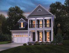 Mascord House Plan 22189