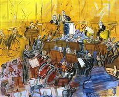 Raoul Dufy(FRA)        ラウル・デュフィ(仏)