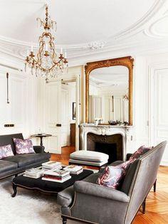 Nice 111 Awesome Parisian Chic Apartment Decor Ideas https://roomadness.com/2018/01/13/111-awesome-parisian-chic-apartment-decor-ideas/