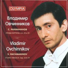 Rachmaninoff: Etudes-Tableaux, Op. 33 & 39 de Vladimir Ovchinnikov
