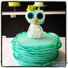 #torta de #buho
