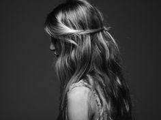 Long pretty hair
