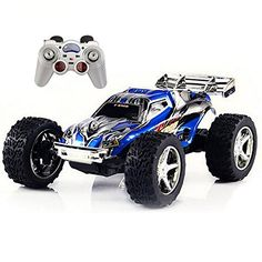 Hobby RC Cars - Babrit RC Car 2WD 132 Scale Remote Control Electric Racing Car High Speed Vehicle with Rechargeable Battery * Click image for more details.