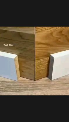 Diy Wood Projects, Furniture Projects, Home Projects, Wood Crafts, Diy Furniture, Woodworking Techniques, Woodworking Tips, Trim Carpentry, Diy Home Repair