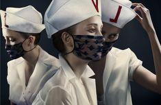 Louis Vuitton Spring 2008 Richard Prince Nurses