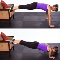 Call it what you want - The cleavage maker, The lifter, or The one that makes them look a little bigger - this is a great exercise for the upper chest (abs & shoulders too ;)