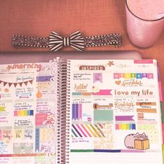 """My latest blog post is all about my @erincondren #lifeplanner and how I use #scrapbooking techniques to decorate it. This planner is such a joy, and I…"""