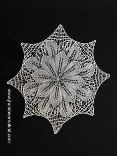 Ravelry: sunflower doily pattern by Jhon Laserna                                                                                                                                                                                 More