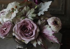 This arrangements is almost melancholy, but gorgeous!
