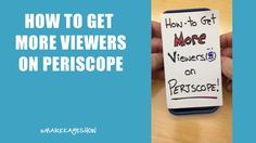 How to Get More Viewers and Followers on Periscope App❤Hippie Hugs with Lღve, Michele❤