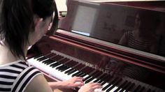 Killing Me Softly With His Song- Roberta Flack Live Piano Improv./ Cover