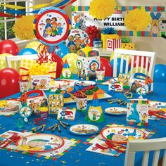 I Love Birthday Express This Is The Best Theme They Have 4th Birthdaybirthday Party Ideasbirthday