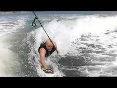 Slyde Handboards Wake Surfing on Youtube
