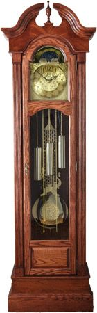 #NEW grandfather clock from our Cooper Collection. Customize everything from the wood to the clock movement!