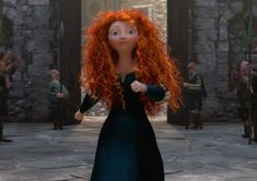 Which Disney Princess are You Based on Your Zodiac Sign? | Oh My Disney-  You're Merida! You determine your own destiny. And if you could change your fate, you would. You are adventurous, brave, and an amazing leader to everyone around you.