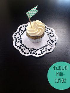 Die Glücklichmacherei: Sonntagssüß: Heidelbeer Minicupcakes