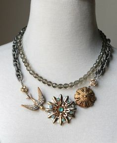 Sheer Addiction Jewelry - Klee