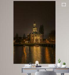 Nieuw in mijn Werk aan de Muur shop: Zijlpoort Leiden