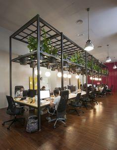 Lagranja ha diseñado la sede de Typeform, una start-up barcelonesa que está revolucionando las encuestas en Internet.