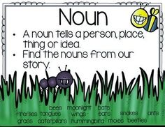 In the Tall, Tall Grass:  Activities K/1