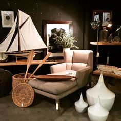 New stock @LUNATIQUES. We are open all day 7 days. Don't forget our Gift Vouchers option! #nautical #couch #lounge #vintage #vintagefurniture #oars #lighting #lamps #pipefurniture #custommadefurniture #rustic #industrial #furniture #retro #homewares #interiordecor #interiordesign #interiorstyling #midcenturyfurniture #mirrors #art #bottles #crates #props #plants #lovelunatiques #everything by lunatiques