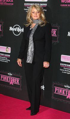 #BonnieTyler #pinktober #rock #concert #music #2009 #arrival