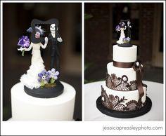 Dia De Los Muertos Wedding: Crystal and Craig »