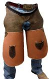 Saddle Barn Farrier Chap with Armor Duck New Item, Bags, Fashion, Handbags, Moda, Fashion Styles, Fashion Illustrations, Bag, Totes
