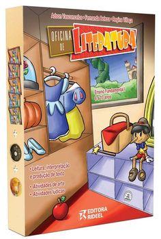 Coleção Oficina de Literatura - ISBN 7898220984452 com as melhores condições você encontra na Livraria SóLivros www.solivros.com.br - Confira!