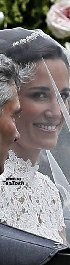 ❇Téa Tosh❇ Pippa Middleton… Beautiful Bride