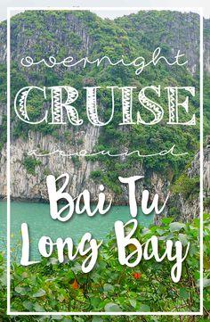 Blog post: All aboard! A 2d1n luxury cruise along Bai Tu Long Bay in Vietnam