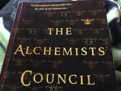 "Book Recommendation / Review - ""The Alchemists Council"" by Cynthea Masson - http://www.thecaverns.net/Wordpress/book-recommendation-review-alchemists-council/"