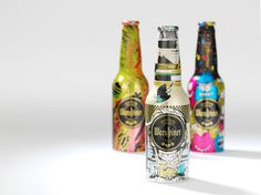 #Warsteiner #ArtCollection 2014 #D*Face #RonEnglish #KevinLyons