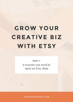 6 reasons you should open an Etsy shop. How to start your Etsy shop and make sales. Plus download a free Etsy workbook to help your Etsy sales and learn tips. Click through to read later.
